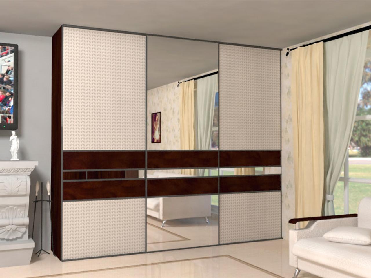 """Мебельные панели """"albico"""" для шкафов-купе."""